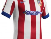 Atlético Madrid shirt 2015