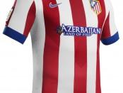 Atlético Madrid shirt 2015