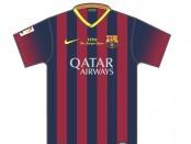 barcelona Tito Vilanova shirt