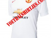 Manchester United away shirt 2015