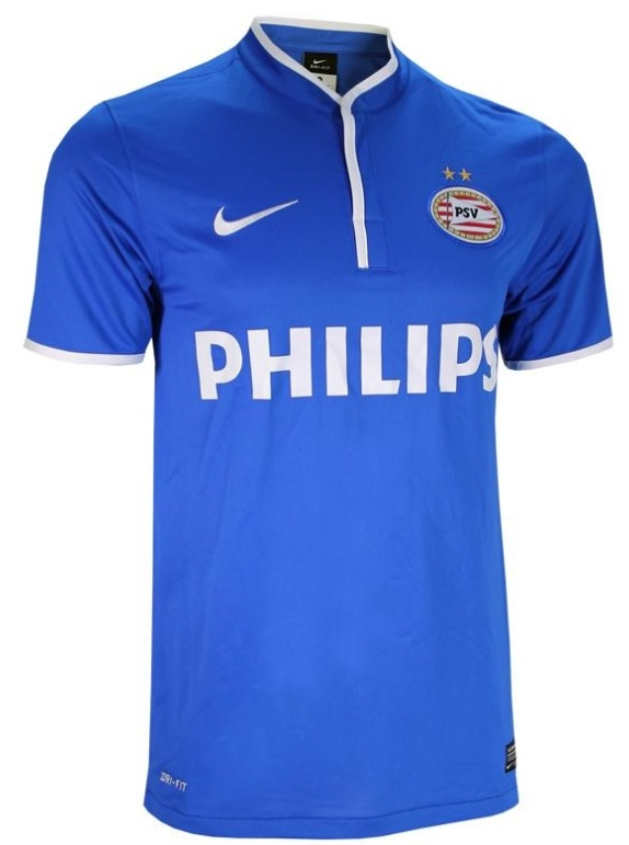 psv shirt 2015 blauw europa league