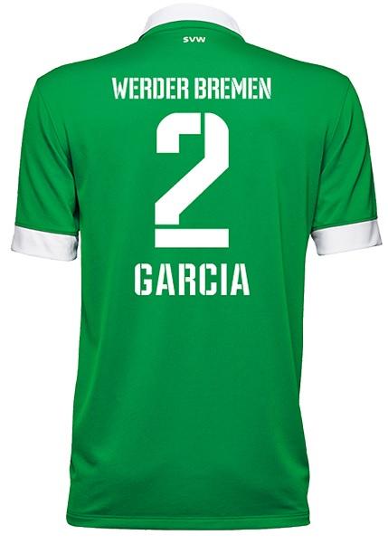 Werder Bremen shirt 2014 2015