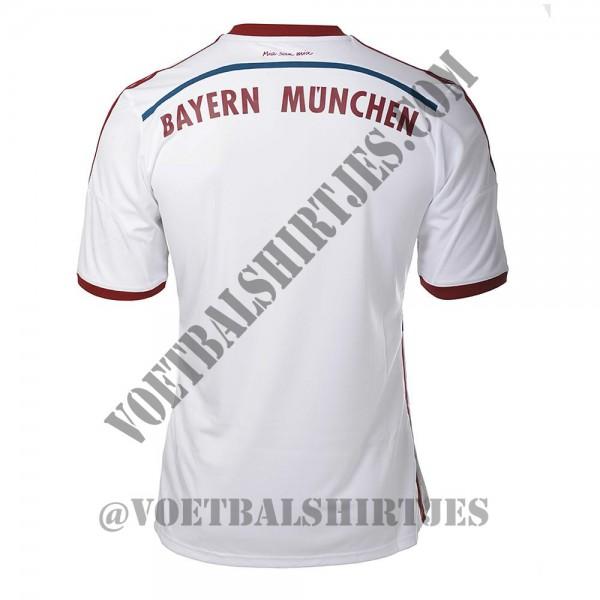 Bayern Munchen away 2015