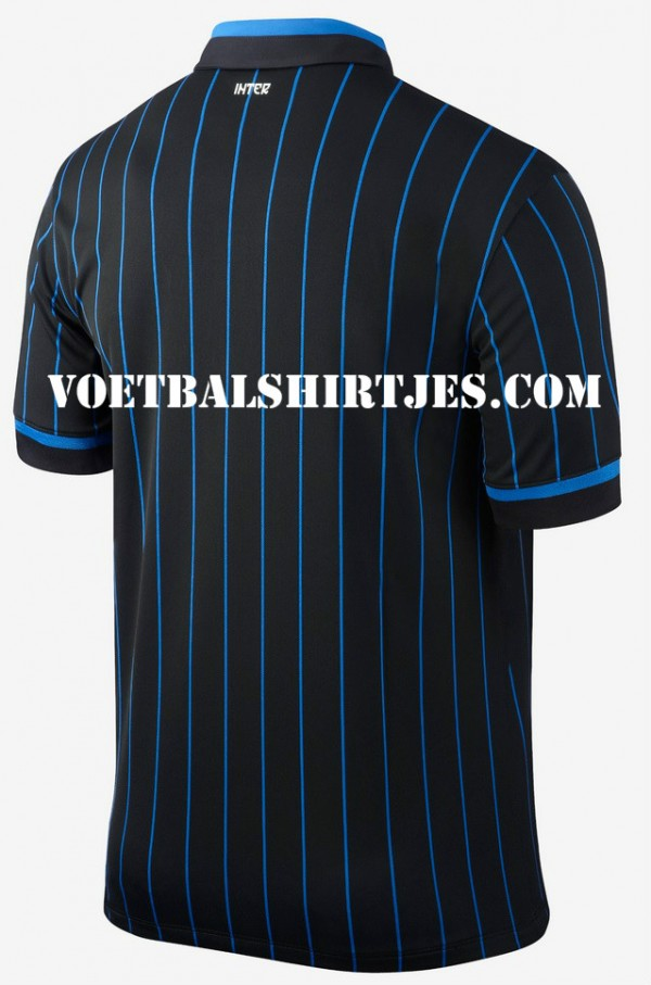 Inter home shirt 2015
