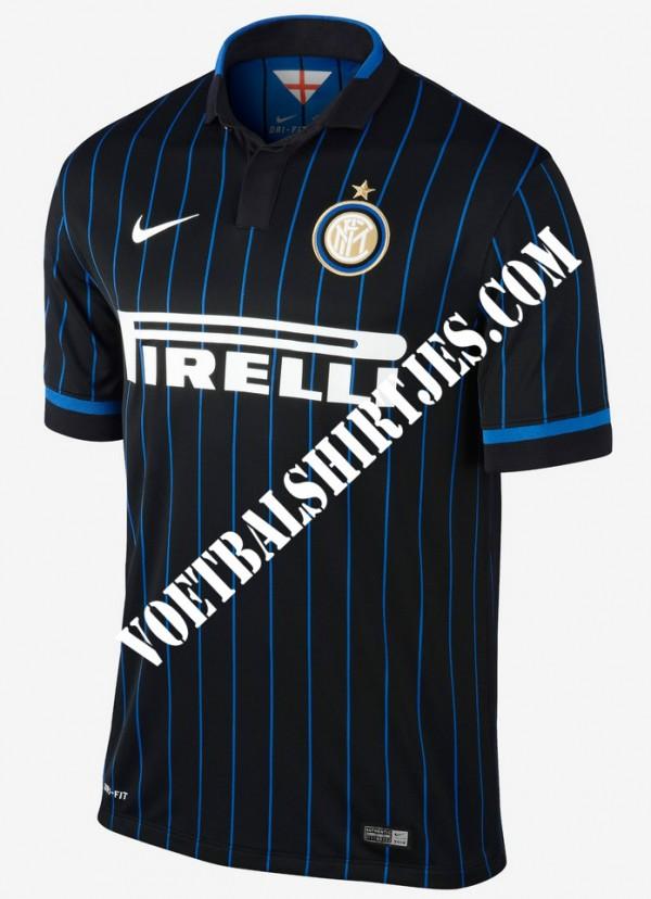 Inter shirt 2015