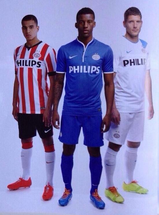 PSV shirt 2015