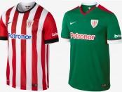 Athletic Bilbao camiseta 14/15