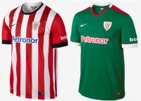 Athletic Bilbao camiseta 14/15