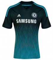 Chelsea FC 3rd kit 2015