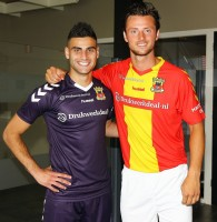 Go Ahead Eagles voetbalshirts 2015