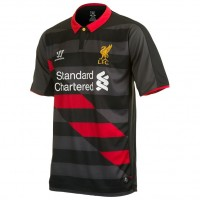 Liverpool third kit 14-15