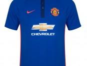 Manchestrer United Champions League shirt 2015