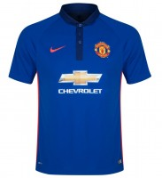Manchestrer United Champions League shirt 2015