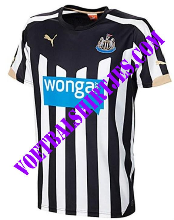 Newcastle United shirt 2015