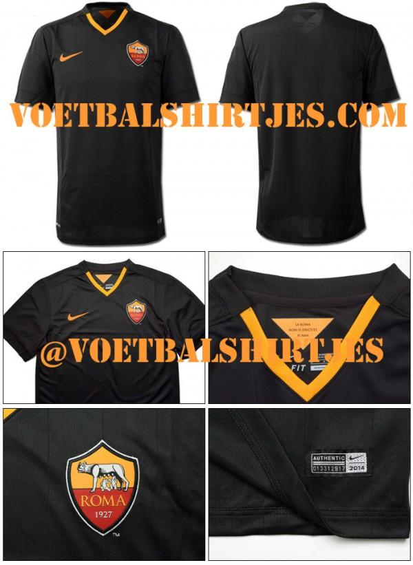 as roma champions league shirt 2015