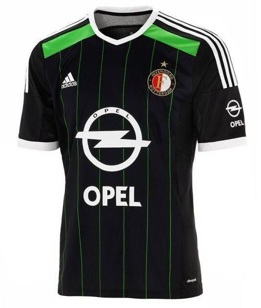 Feyenoord uitshirt 14-15