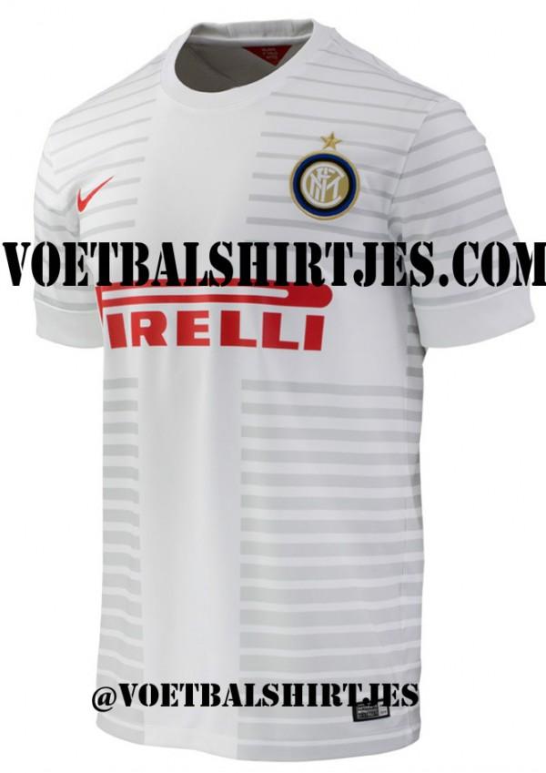 seconda maglia inter 2015