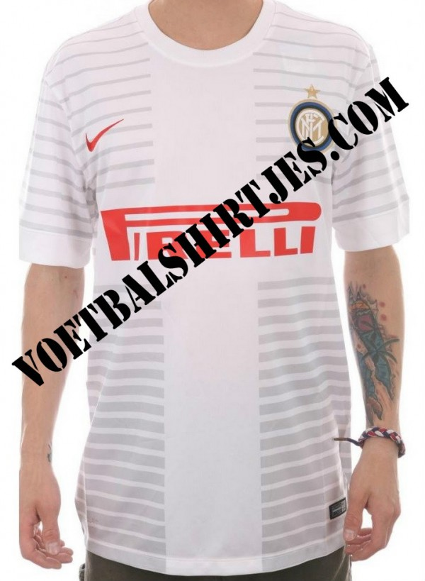 Inter away kit 2015