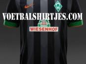 Werder Bremen auswarts trikot 2015