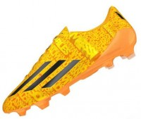 Messi F50 gold