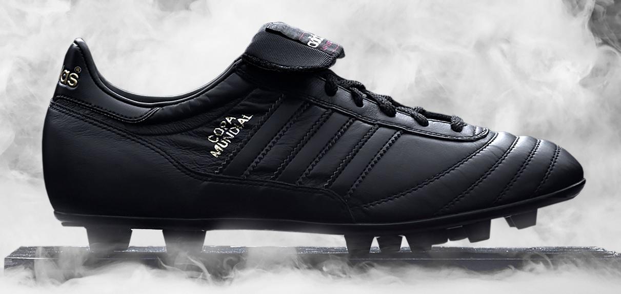 Adidas Zwarte Voetbalschoenen