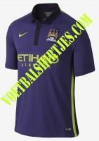 Manchester City 3RD KIT 2015