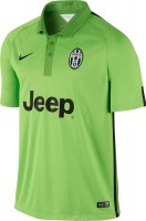 Juventus shirt 2015 groen