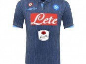 Napoli denim uit shirt 2015