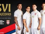 Serbia away kit 14-15
