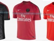 Paris Saint Germain training tops 14/15