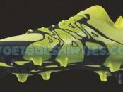 Adidas X boots 2015 yellow