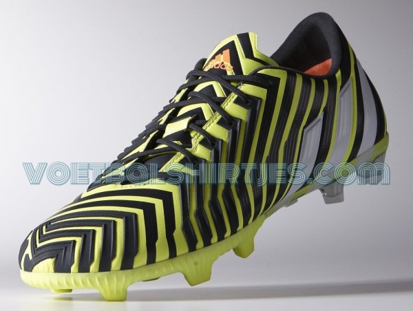 adidas light flash yellow predator fg