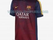 camiseta pre match fc barcelona 2015