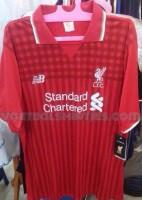 Liverpool FC home kit 15/16