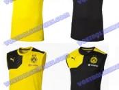 Borussia Dortmund 15/16 training jersey