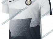 Inter 15/16 pre match top Nike
