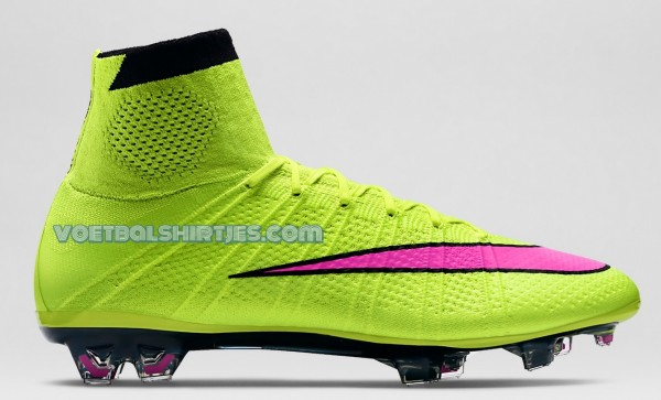Nike Mercurial Superfly FG Volt