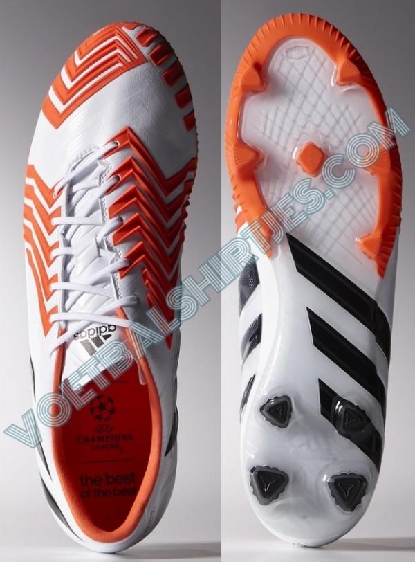 adidas Predator white 2015