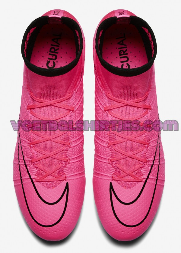 mercurial superfly pink
