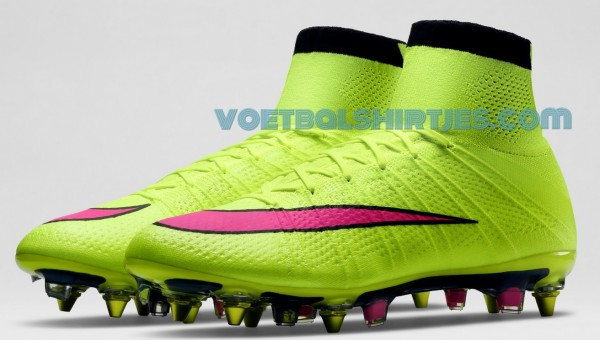 Mercurial Superfly Volt