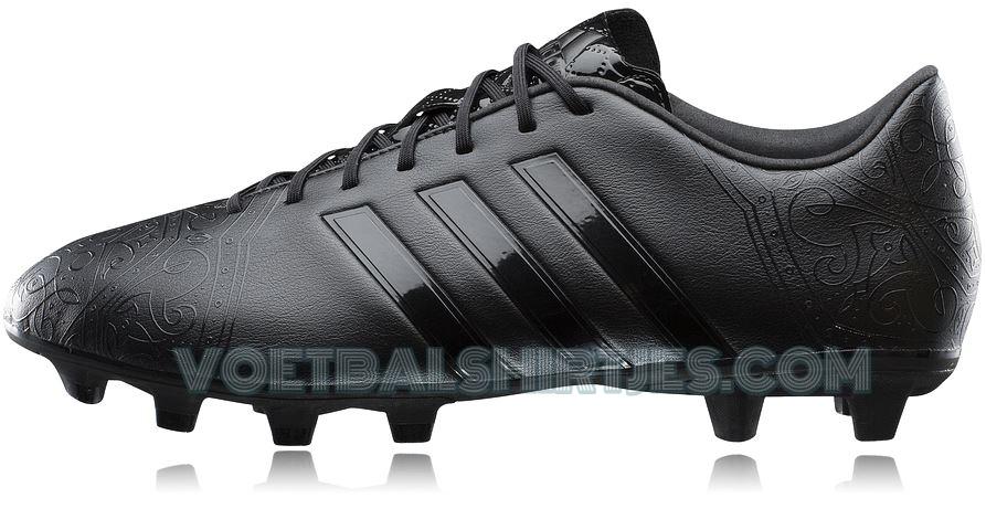 voetbalschoenen adidas leer