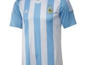 camiseta argentina 15/16 copa america