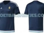 argentina away shirt 2015