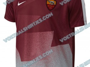 AS Roma pre-match shirt 15/16