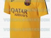 Barcelona shirt 2016
