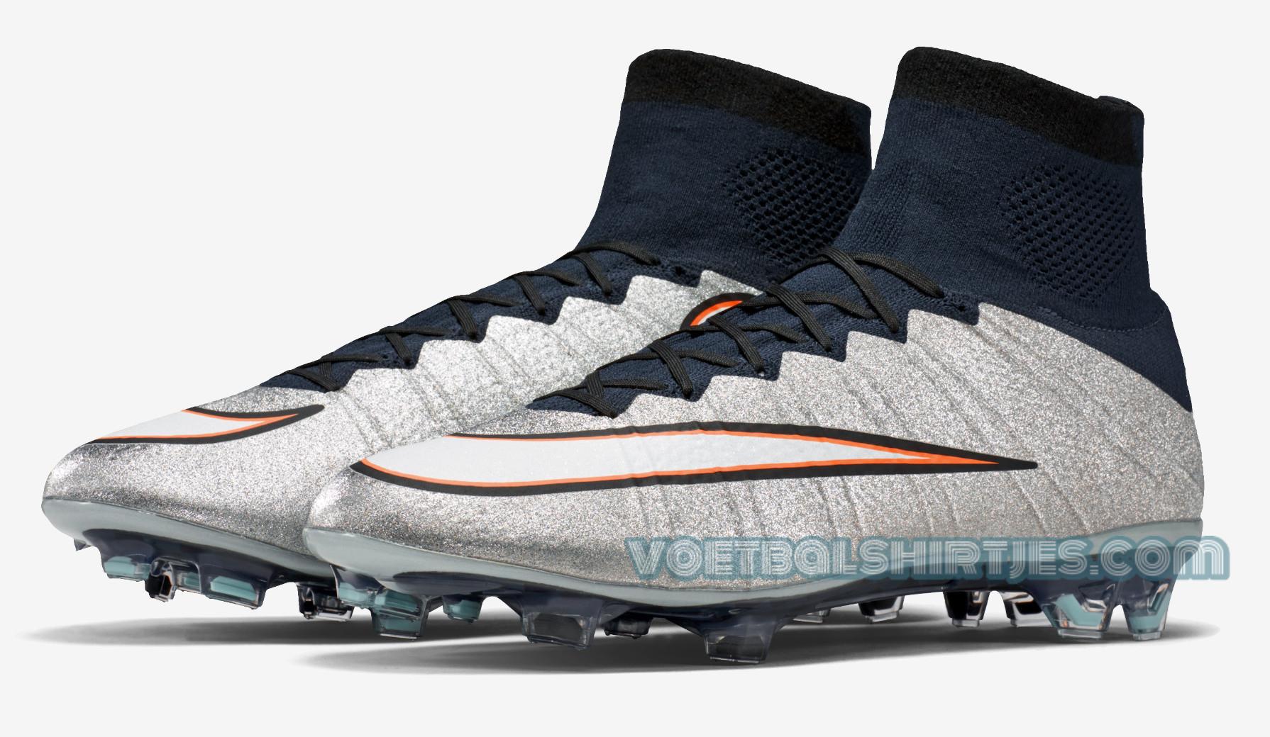 Nike Voetbalschoenen 2015 Met Sokje