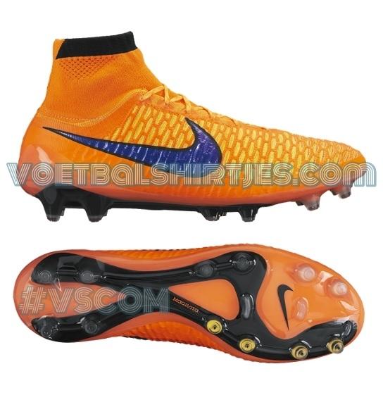 Nike Magista Obra Orange