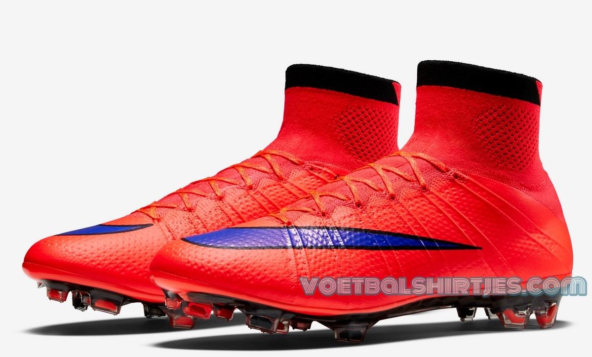 Nike Voetbalschoenen Met Sokje 2016