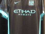 Manchester City uitshirt 2016