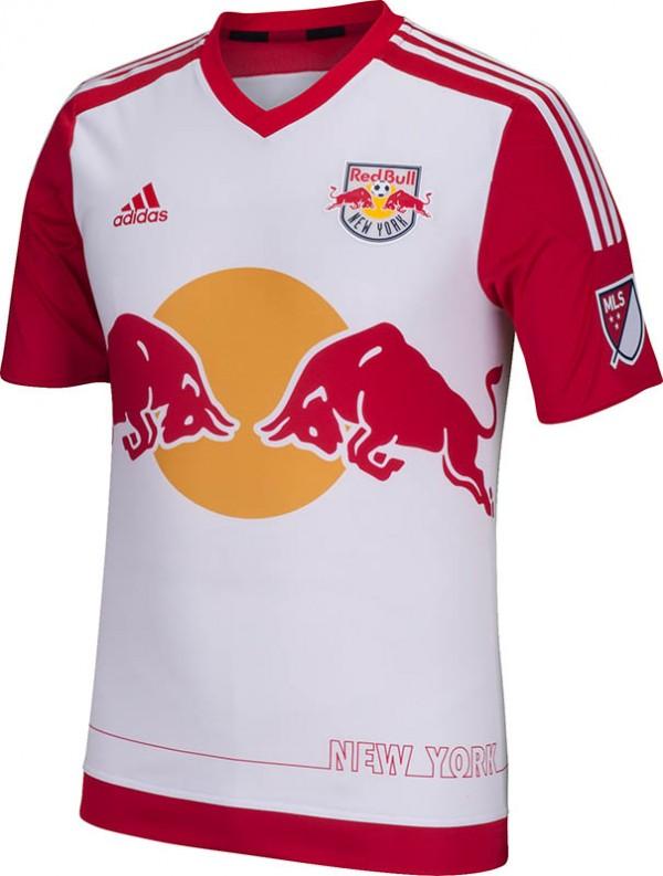 New york red bulls shirt 2015 for Red bull logo shirt